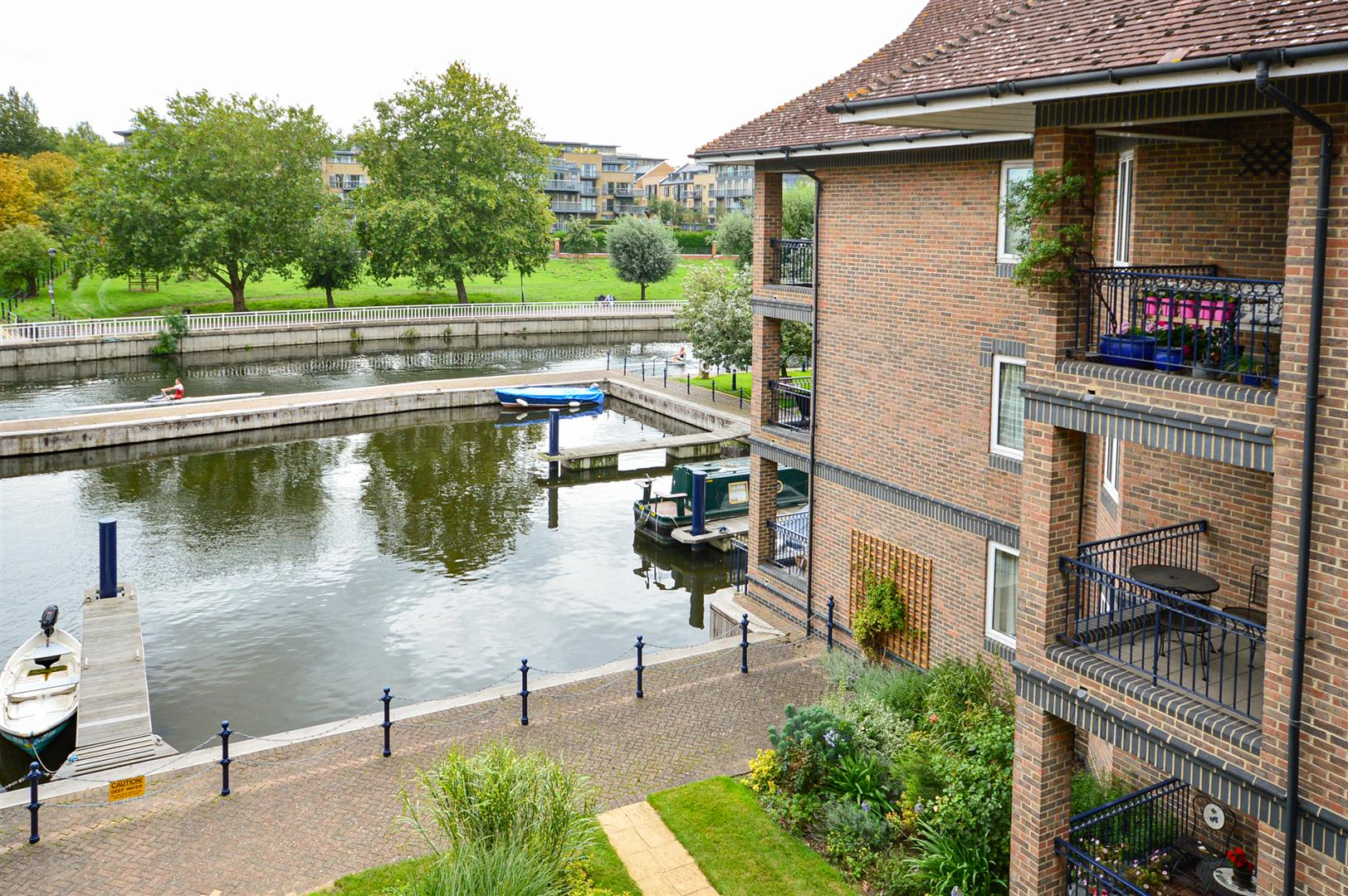 The Eights Marina, Mariners Way, Cambridge